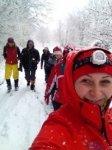В Мостовском районе Краснодрского края прошел зимний пешеходный поход с участием 16 проводников
