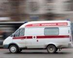 В Ростовской области иномарка на тротуаре сбила отца с двумя детьми