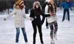 В Волгограде на ледовых катках проходят театрализованные выступления