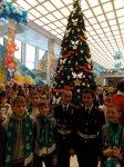 Отголоски праздника: белокалитвинский кадет побывал на главной елке страны