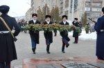 В Белой Калитве прошли памятные мероприятия, посвященные освобождению города от фашистских захватчиков