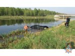 На Кубани погиб водитель упавшей в канал иномарки