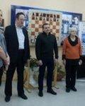 В Таганроге гроссмейстер Борис Гельфанд провел мастер-класс для шахматистов
