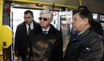 «Олимпийские» автобусы переданы Краснодару
