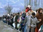 В Каменск прибыли 50 беженцев с юго-востока Украины