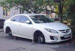 По г. Шахты прокатилась волна наглых автомобильных краж