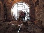 В Волгограде найдено захоронение столетней давности
