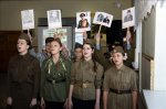 В средней школе № 2 Белой Калитвы прошел Конкурс Патриотической Песни