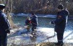 В Белокалитвинском районе выезд на мотоцикле на тонкий лед реки стал причиной трагедии