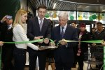 Мэр Краснодара открыл в Краснодаре новый «Табрис»