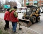 В Таганроге попросили месяц на очистку дорог от остатков реагентов
