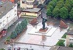 В г. Шахты появится подсветка у памятника Солдату
