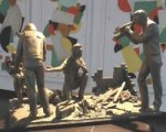 Ростовский скульптор увековечил память журналистов, погибших на Украине
