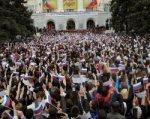 В Ростове более 20 тысяч человек хором исполнят песню «День Победы»