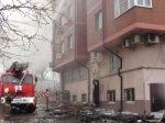 Пожар на Текучева произошел по вине возлюбленного, отвергнутого девушкой