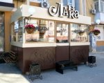 Первый ларек, стилизованный под купеческую лавку, открылся в Ростове