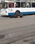 В ДТП центре Ростова погиб 18-летний мотоциклист