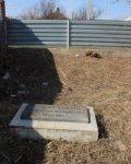 В Миллерово нашли бронзовую плиту – заброшенный мемориал