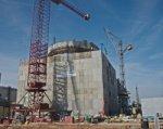 В реакторном отделении РоАЭС смонтированы баки аварийного слива масла