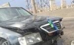 ДТП с участием трех автомобилей произошло на мосту Волжской ГЭС Волгоградская область
