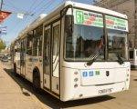 В Ростове появился первый экологически чистый автобус