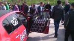 В Белой Калитве прошел очередной фестиваль автотюнинга и автозвука