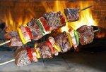 Вечный огонь использовали как мангал подростки в Новочеркасске