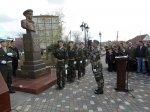 В Славянске-на-Кубани открыли памятник Десантнику №1