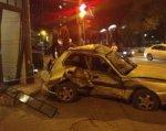 В Ростове два автомобиля влетели в ресторан New York