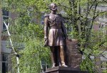 В г. Шахты установили памятник Александру II, вспомнив про Александровск-Грушевский