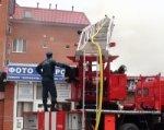 Пожар в сауне в Ростове потушен