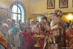 В Сочи освятили храм в честь блаженной Матроны Московской