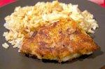 Рыба под картофельной корочкой