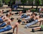 В Батайске в честь Дня Победы отожмутся более 25 тысяч раз