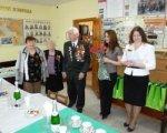 Ветеранов, пострадавших от банкротства «Донинвеста», без подарков не оставили