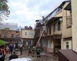 Горевший в Ростове дом могут включить в программу капремонта 2015 года