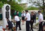 В г. Шахты установили памятник погибшим милиционерам