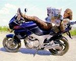 За выходные в донской столице оштрафовали 36 мотоциклистов