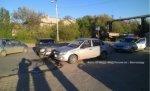 В Волгограде столкнулись две автоледи — одна с переломами доставлена в больницу