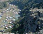 В хуторе Зайцевка со скалы сорвался ростовский турист, состояние тяжелое
