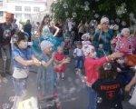 В Ростове онкобольным детям устроили праздник