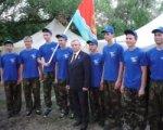 В Ростовской области более 200 подростков обучили военному делу