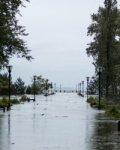 В Таганроге еще не восстановили освещение, нарушенное осенним ураганом
