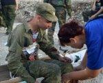 В Ростовской области начались учения медиков отряда спецназа ЮВО