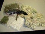 Незаконный оборот наркотических средств.