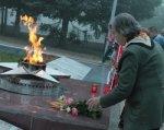 В Аксае прошел районный митинг памяти и скорби «Мы помним!»