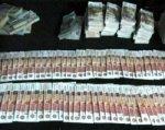 Крупную партию денег пытались ввезти в Россию через границу