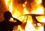 В гараже сгорели 2 авто и мотоцикл в пос. Персиановский