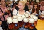 За день выпили 1260 бутылок пива, украденных с фуры на трассе