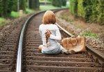 16-летней девушке 2 раза ударили в лицо, забрав телефон на ж/д вокзале